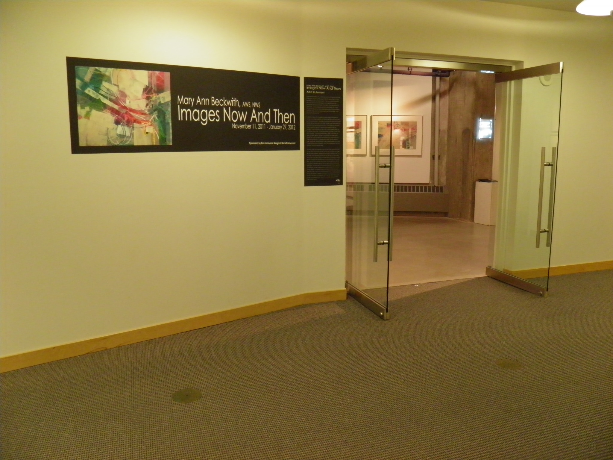 Images Now And Then Exhibit
