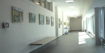 CMU Beckwith Gallery Completed